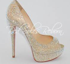 Are Christian Louboutins Comfortable Christian Louboutin Simple 85mm Strassed In Clear Swarovski