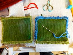 stitching in the pursuit of happiness woo hoo a finish sheep