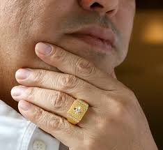 gold ring for men primagold rakuten global market it is recommended to
