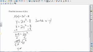 printables algebra 2 inverse functions worksheet ronleyba