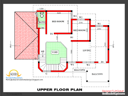 2266 square feet free home plan and elevation kerala home design