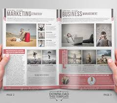 company newsletter template by blogankids graphicriver