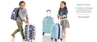 Pottery Barn Kits Kids Backpacks U0026 Luggage Pottery Barn Kids