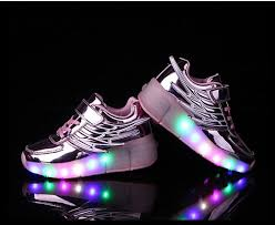 heelys light up shoes 2016 rose gold child heelys fashion girls boys led light up heelys