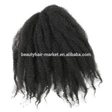 Synthetic Hair Extension by Synthetic Marley Hair Braid Synthetic Hair Afro Curl Bulk