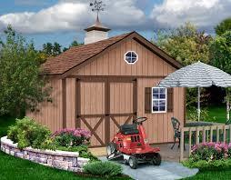 brandon shed kit wood storage shed kit by best barns