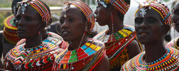 african women necklace images Turkana clothing and jewels exploring africa jpg