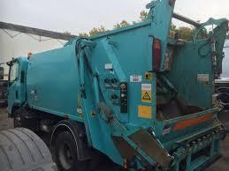 refuse trucks
