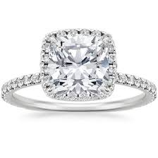 cushion cut engagement ring cushion cut engagement rings with luxurious gemstone resolve40