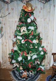 5 tree decorating ideas cowboy