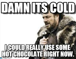 Hot Hot Hot Meme - keto hot chocolate