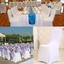 Polyester Chair Covers Online Get Cheap Wedding Event Seat Covers Aliexpress Com
