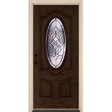 Oak Exterior Doors Oak Front Doors Exterior Doors The Home Depot