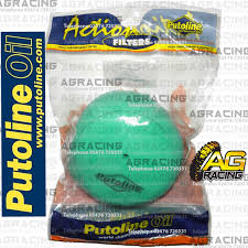 putoline pre oiled foam air filter for yamaha yz 125 2004 04
