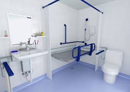 Disability Bathroom Design Bathroom Designs For The Elderly And - Elderly bathroom design