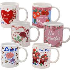 mothers day mugs wholesale s day ceramic mug asst 11oz item 36331