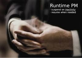 suspend and resume lca13 combining runtime pm and suspend resume