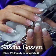 76 best french manicure nails made by me images on pinterest