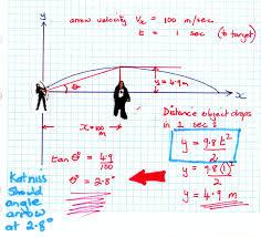 arrow flight equation mathspig blog