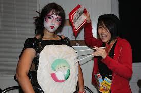 Sushi Costume Halloween 8 Appetizing Halloween Costumes