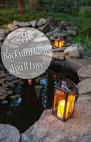 8 backyard ideas to improve your yard fast yard envy