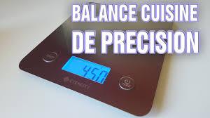 balance de cuisine silvercrest test de la balance de cuisine d etekcity précision 5 kg
