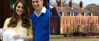 prince william kate leave kensington palace for anmer hall abc news
