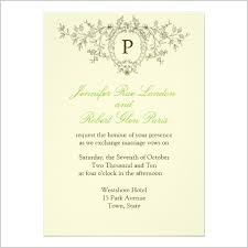 Indian Wedding Invitation Wording Wedding Invitation Wording From Bride And Groom Together With