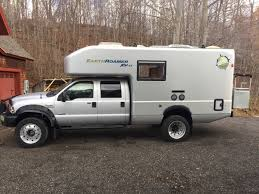 ford earthroamer xv hd 2007 earthroamer f 550 camper 52 expedition portal