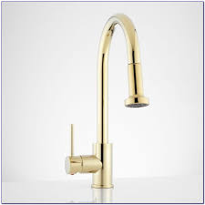 Kitchen Faucet Hansgrohe Wonderful Polished Brass Kitchen Faucets Hansgrohe Home Design At