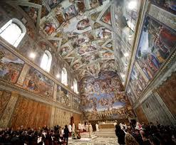 michelangelo u0027s sistine chapel turns 500 biography com