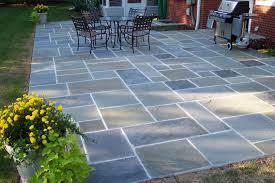 Slate Patio Pavers Patio Slabs Rock Patio Ideas Slate Patio Ideas Brick Patio