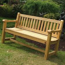 Argos Garden Bench Bench Wooden Garden Intended For House B And Q Wood White