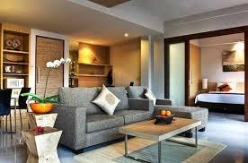 tropical themed living room modern grey sofa for contemporary tropical themed living room