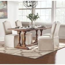 Home Decorators Colection Home Decorators Collection Edmund Smoke Grey Dining Table