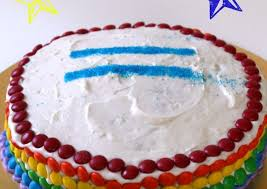 cake how to pride cake