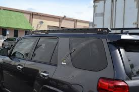 Ford F250 Truck Roof Rack - toyota 4runner 2010 up roof racks proline 4wd equipment miami