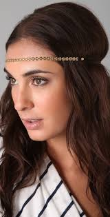 chain headband leigh jewelry singita chain headband shopbop