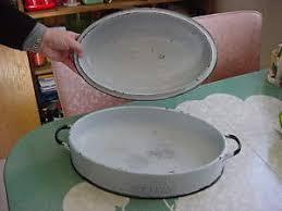 savory roasting pan antique grey agate graniteware savory roasting pan w lid civil war