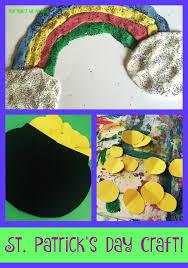 mini monets and mommies st patrick u0027s day pot of gold kids u0027 art