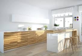 cuisine bois blanche photos cuisine grise et a photos de design dintacrieur et