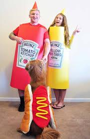 tuesday costumes sloth ketchup mustard hotdog diy costumes