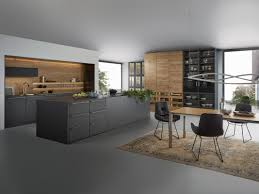 Open Kitchen With Island by Bondi Valais U203a Lacquer U203a Modern Style U203a Kitchen U203a Kitchen