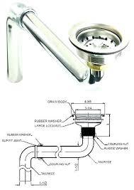 kitchen sink drain parts diagram bathroom sink plumbing parts bathroom sink plumbing parts kitchen