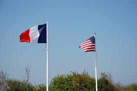 French And American Flags March 2013 Masonic Times