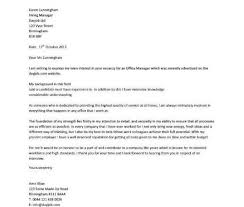 budget director cover letter