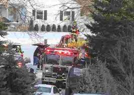 15 old house lane chappaqua fire breaks out at bill and hillary clinton s chappaqua compound