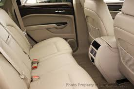 seat covers for cadillac srx 2014 used cadillac srx certified srx luxury collection awd suv