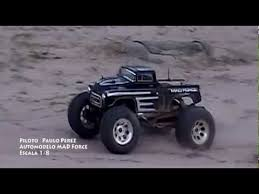 kyosho mad force 1 8 monster truck