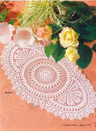 Easy Crochet Oval Rug Pattern 100 Free Crochet Doily Patterns You U0027ll Love Making 107 Free